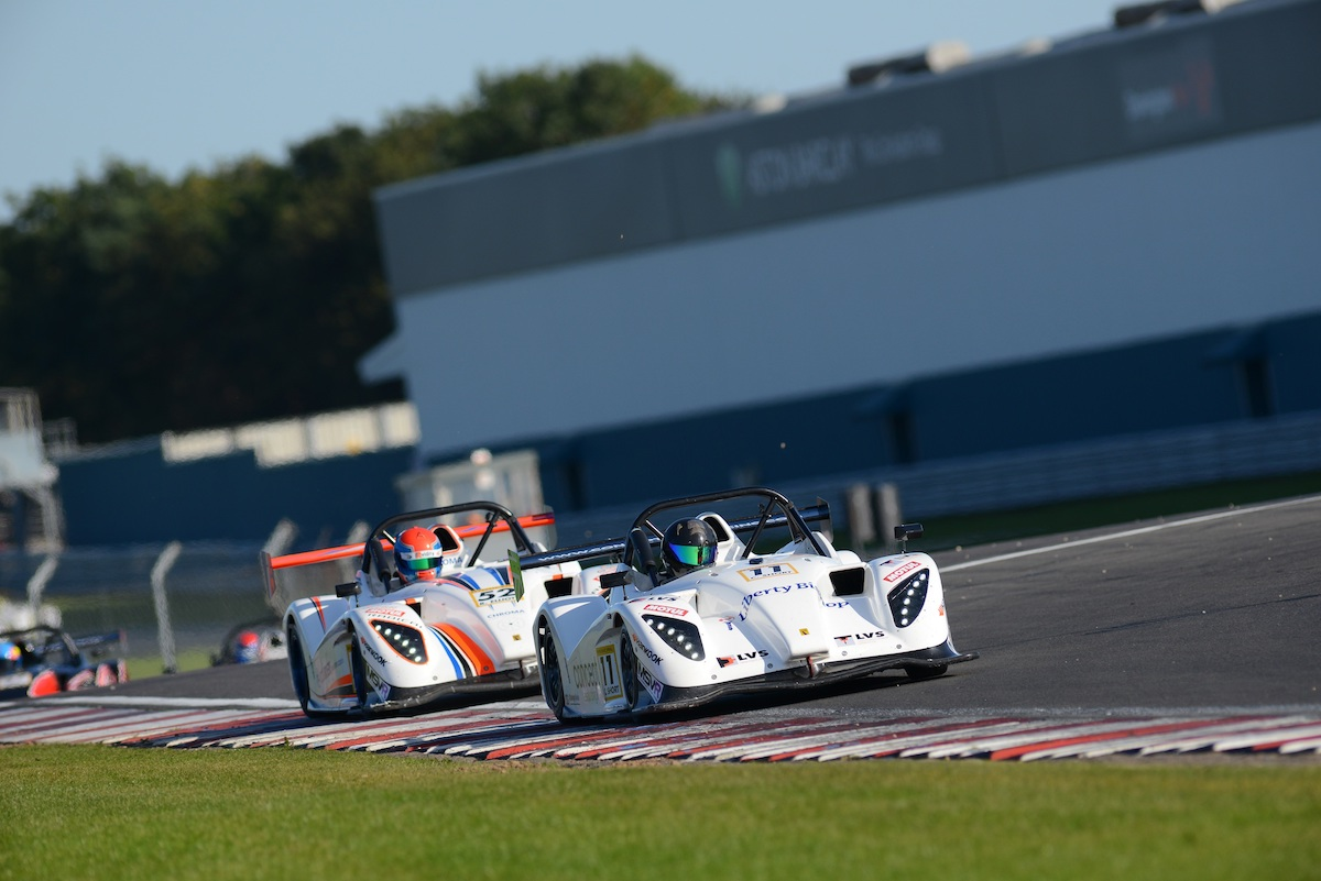 Bumper grid expected for Radical SR1 Cup Snetterton finale