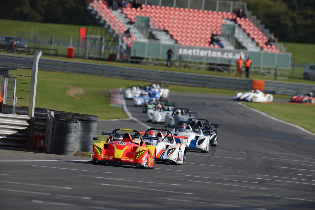 SR1 Cup titles decided as Stoney signs off at Snetterton