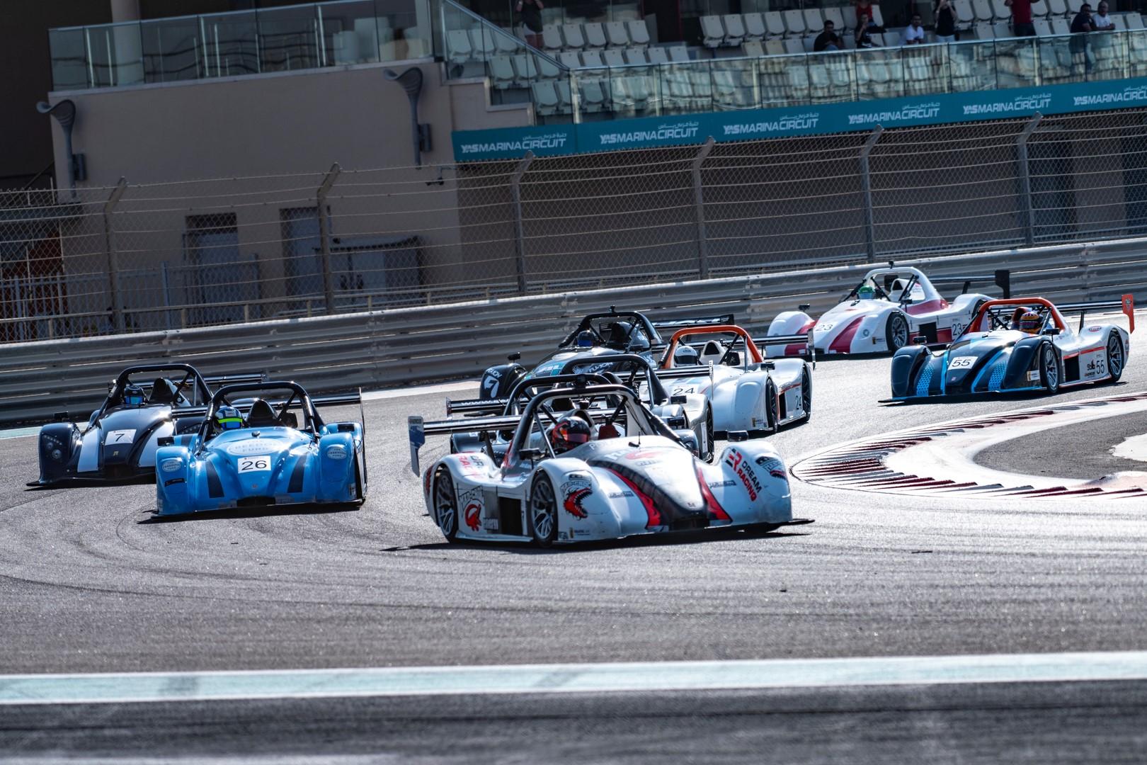 2019 Gulf Radical Cup - Yas Marina F1 Rounds 1 & 2