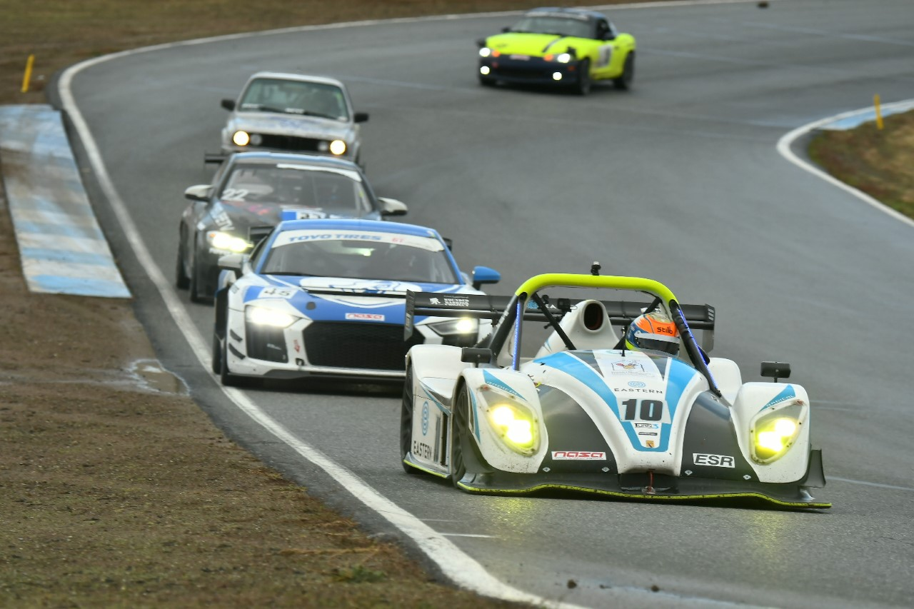 Radical wins grueling 25 Hours of Thunderhill with Turn 3 Motorsport