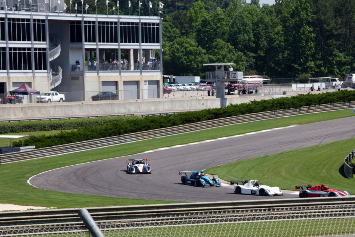 Radical Cup North America back at Barber in 2020