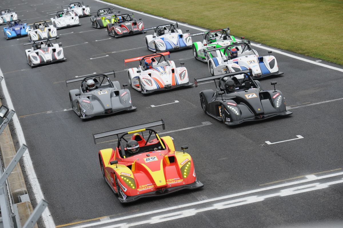 UK Radical Racing Is Back On Track