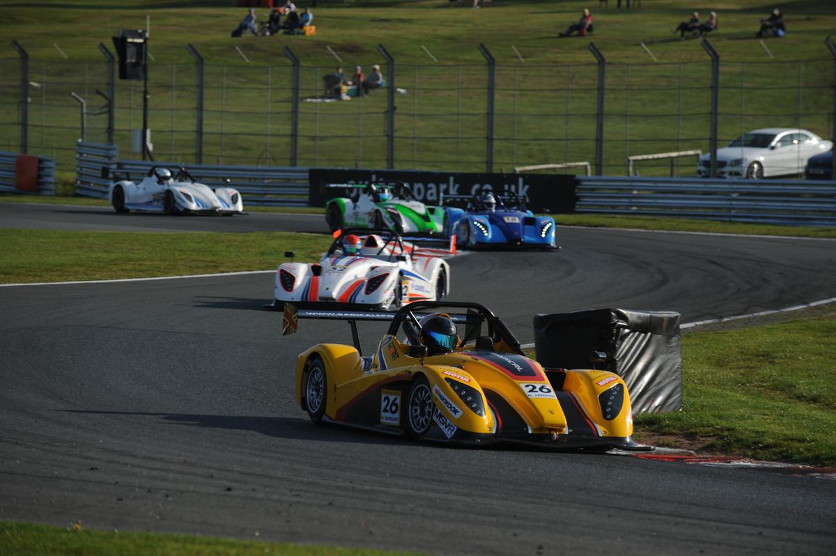 SR1 Cup Joins British GT Round at Oulton Park: Weekend Preview
