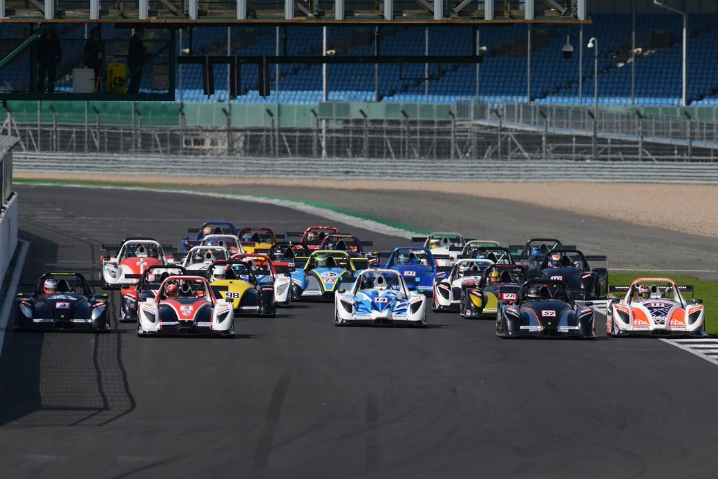 Biggest Grid of the Season for Silverstone Challenge Festival
