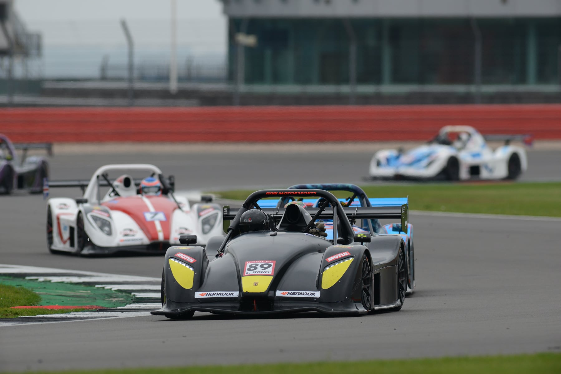 The 2020 Radical Challenge Championship heats up as it reaches the season midpoint at the historic Donington Park circuit
