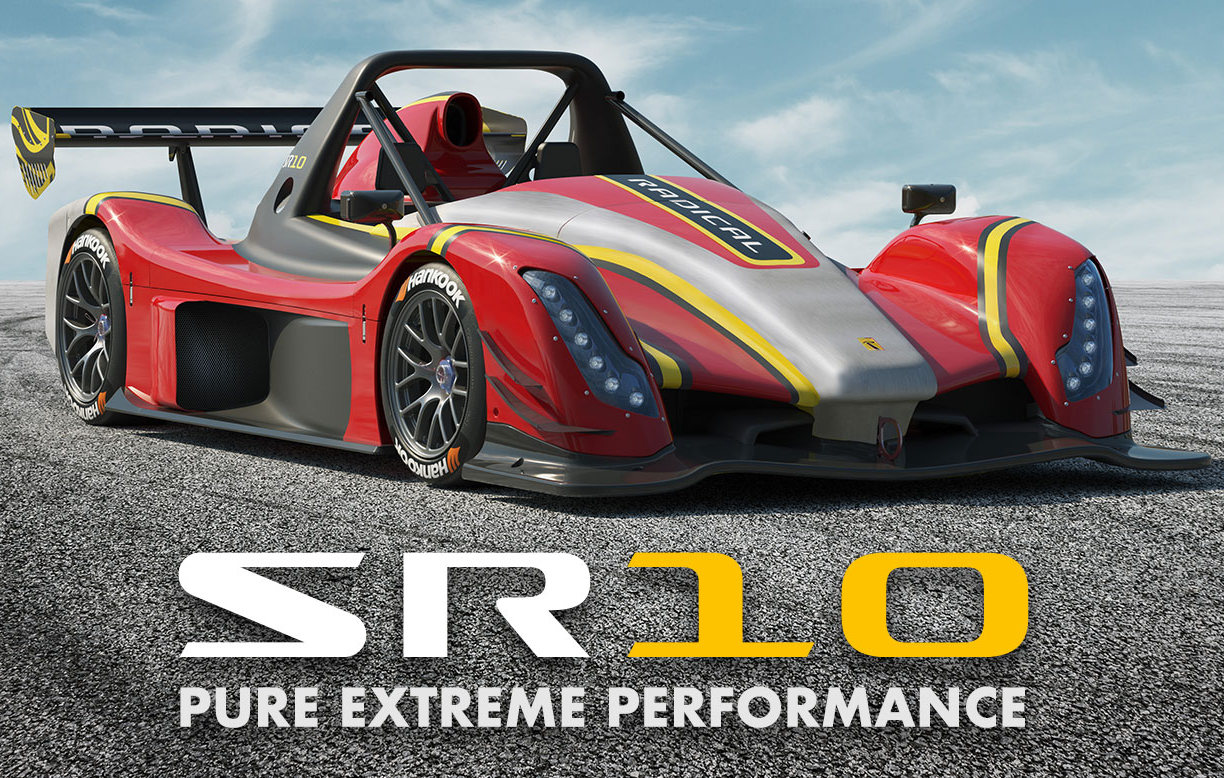 The New Radical SR10: Pure Extreme Performance