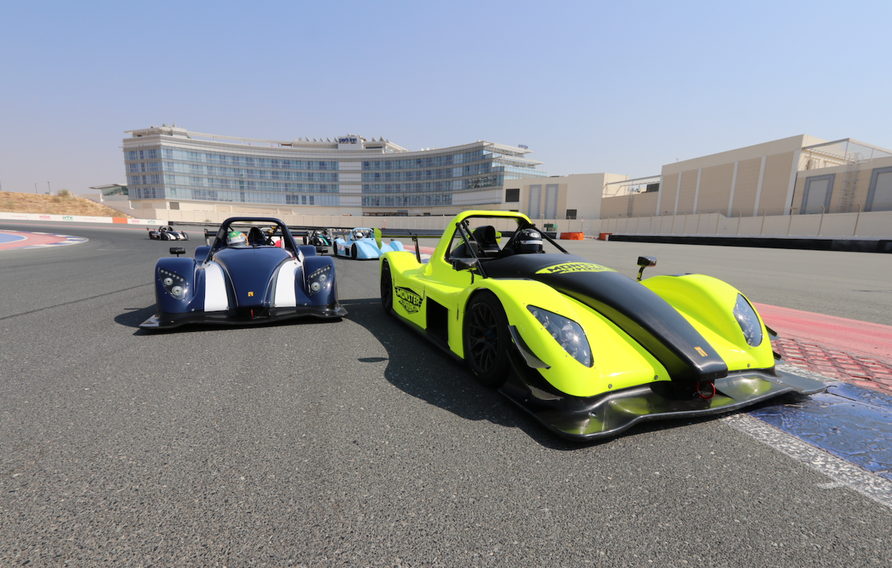 Gulf Radical Cup Recommences with Dubai Test