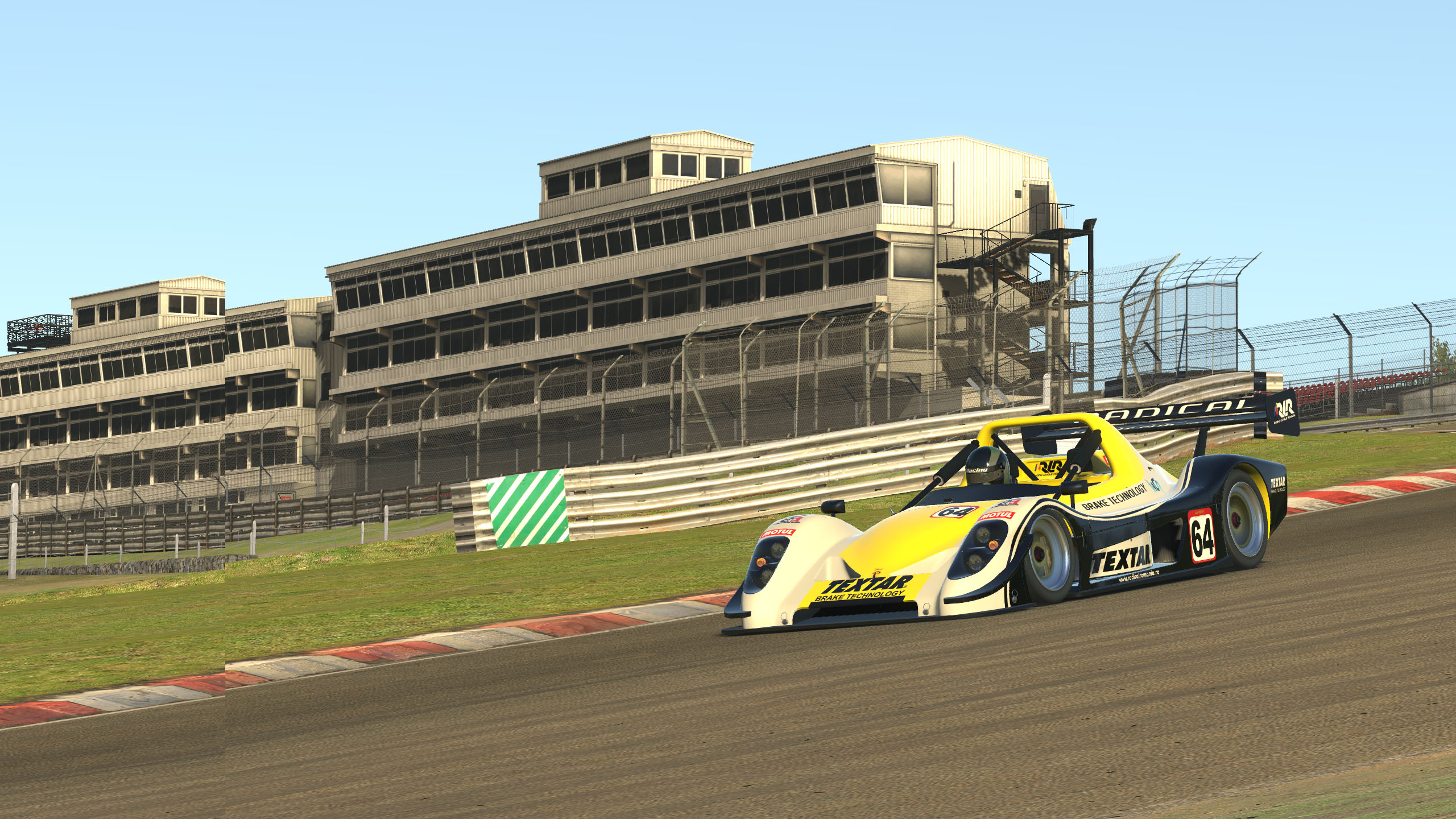 Radical Romania and Racing League Romania team up to launch the RLR Radical Sprint Cup digital series in iRacing