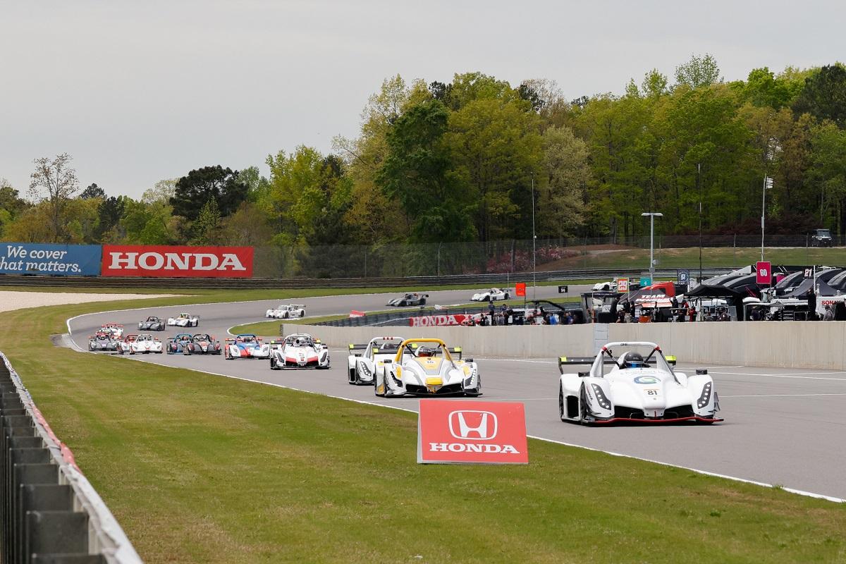 North America - SR10 wins on debut at Barber Motorsports Park, Palmer Miller and Vince Switzer star