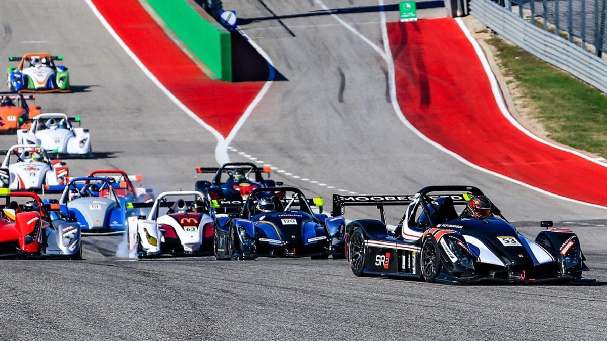 USA: Bumper COTA grid boosted by locals and new Radical SR10