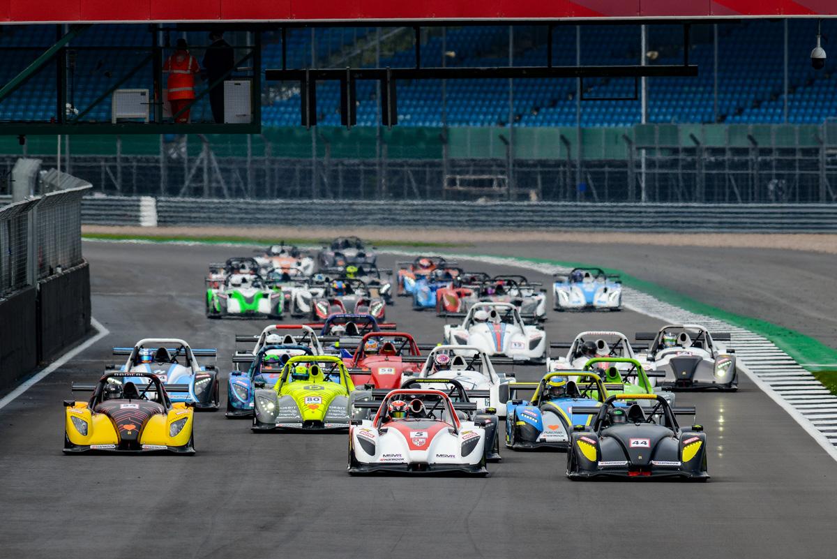 UK: Six different winners emerge from bumper Silverstone GP grid