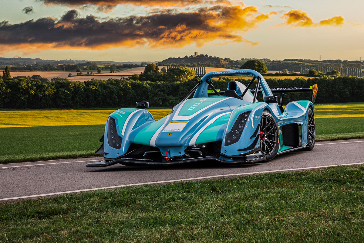 Radical Sportscars' SR10 becomes Fastest-Selling Model in Company's History