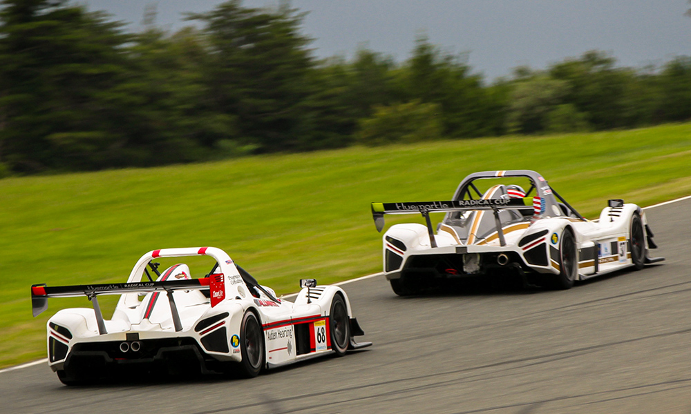 USA: Rafols Extends Points Lead with Redeeming Run at NJMP