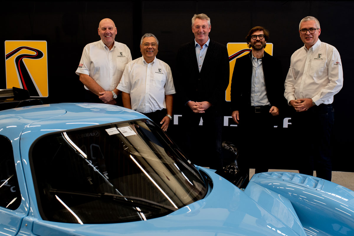 New board appointments at Radical Sportscars to underpin future global growth strategy