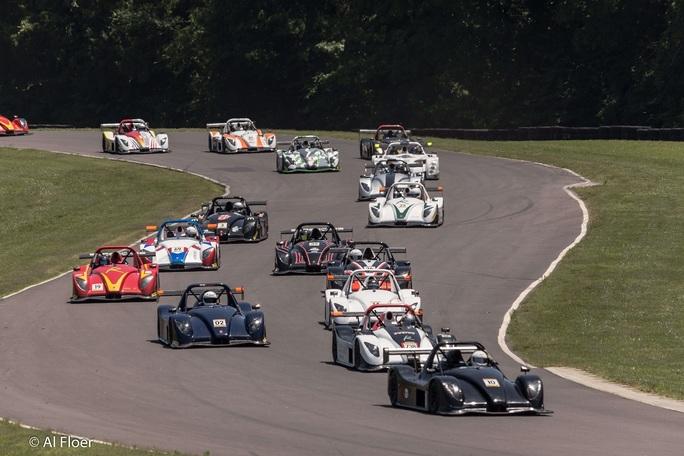 Go Racing | Radical Cup North America | Radical Sportscars