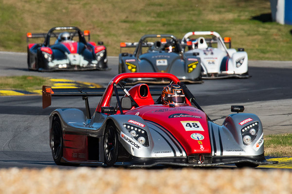 Jordan Missig returned to the series and saw instant success, qualifying on pole and winning Race 1