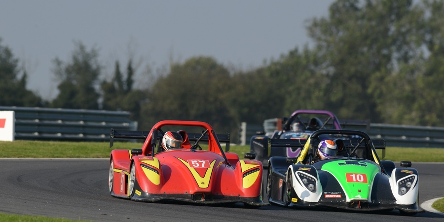 Radical UK Official Pre-Season Test - Snetterton