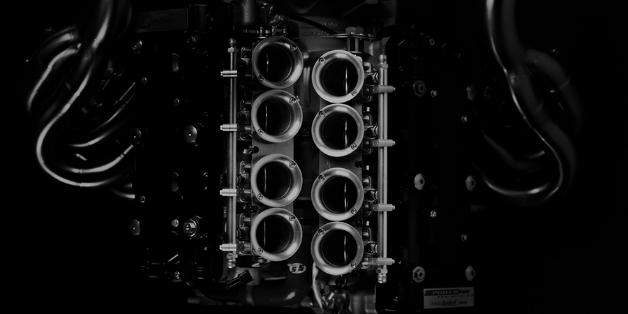 Radical performance engine