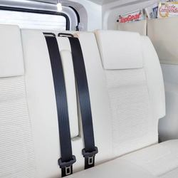 R499 Rear seat belt