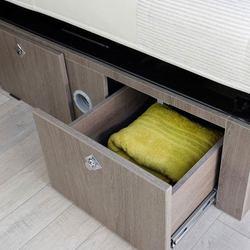 R499 Underbed storage