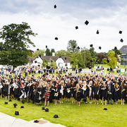 Bishop Burton and Riseholme graduates celebrate exciting destinations
