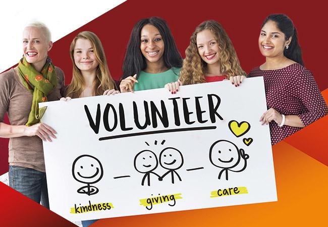 Image result for volunteer in law
