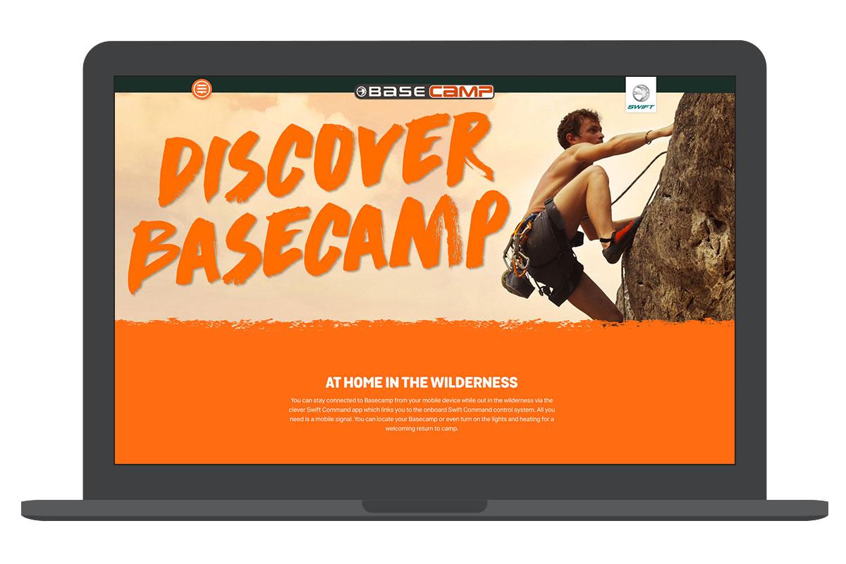 Tablet Website