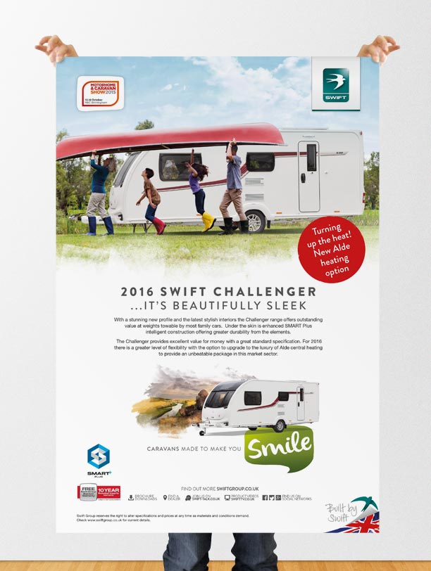 Challenger poster
