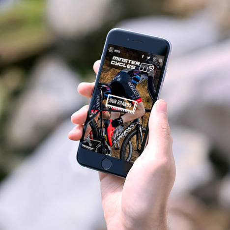 Cycling Shop Website